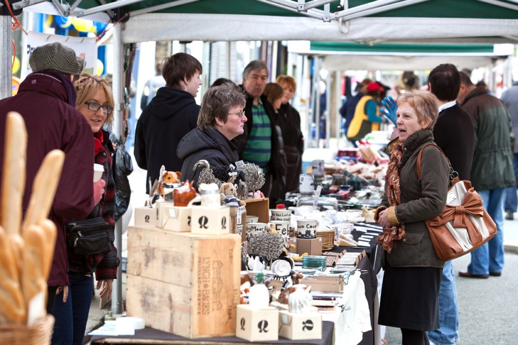 Brighouse_Food and Craft Market