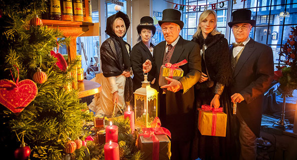 Brighouse Victorian Christmas Festival Sat 30th Nov - Sun 1st Dec